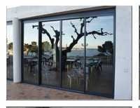 Italian One Side Sliding Windows