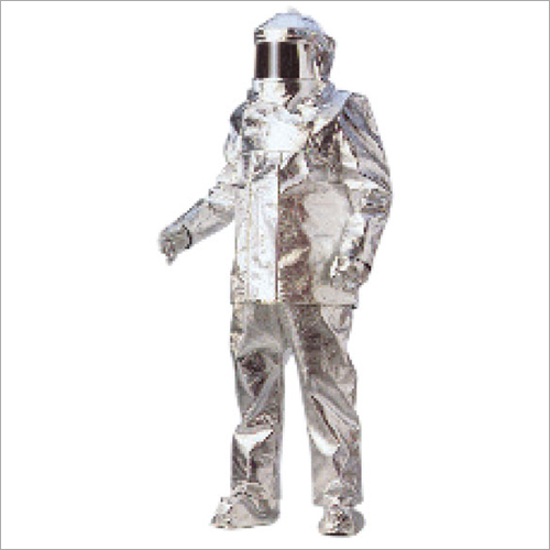 Aluminised Garments