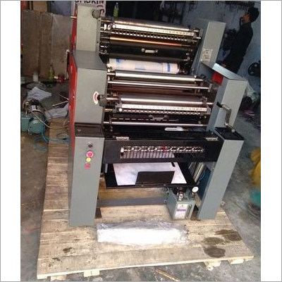 Non Woven Double Color Printing Machine