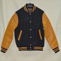 Plain Varsity Jacket
