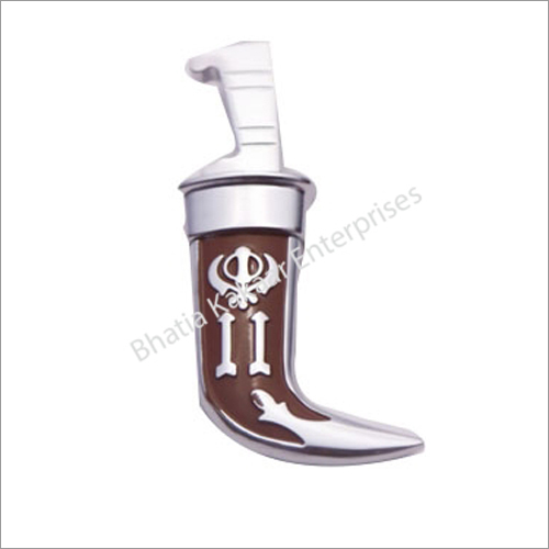 Kirpan Khanda Colour Design