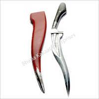 Steel Kirpan Dagger