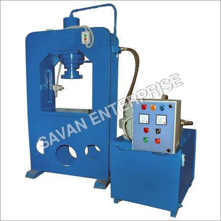 Hydraulic Interlocking Power Press Machine