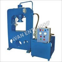 Hydraulic Interlocking Power Press Machine