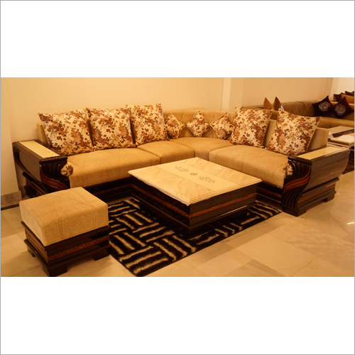 Stylish 5 Seater Corner Sofa