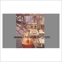 Offshore And Platform Lifeboat Davit