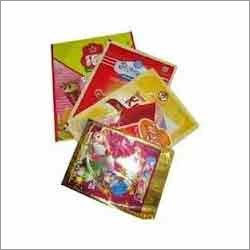 Poly Laminated Printed Pouches