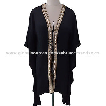 Embroidered-Short-Kaftan