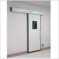 Hermetically Sealed Sliding Door