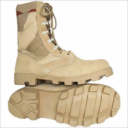 Military Dual Density Outsole Boot