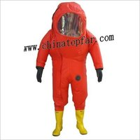 Heavy Duty Chemical Protective Suit