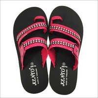Ladies Pvc Flip Flops