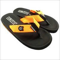 Men's MC Orange Flip Flops
