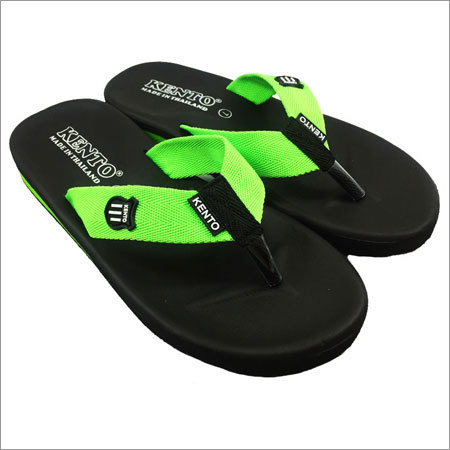 Men's MC Green Flip Flops
