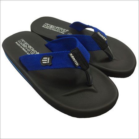 Men's MC Blue Flip Flops