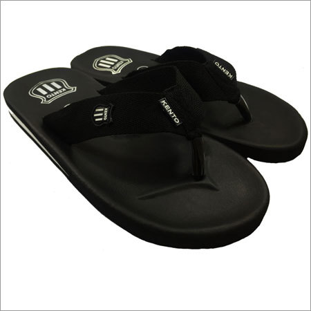 Men's MC Black Flip Flops