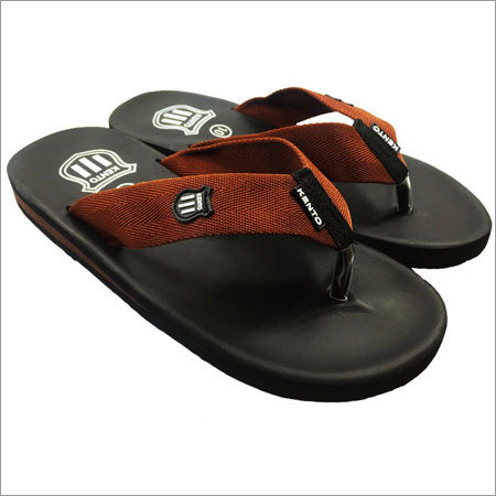 Men's MC Brown Flip Flops