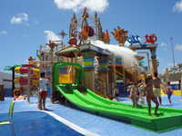 Water Play structures