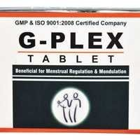 Ayurvedic Medicine For Menstrual - G-Plex Tablet