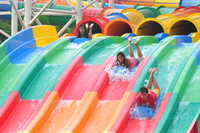 Spider Slide - water slides