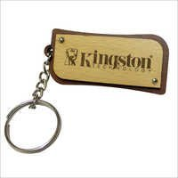 Customized Leather Keychain