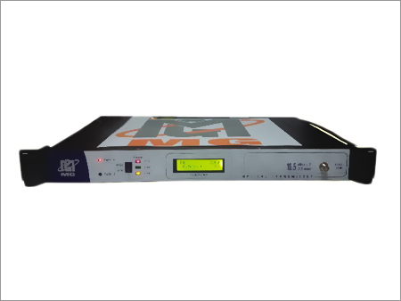 MG Transmitters 10+10 DB Transmitters With 2 Fiber Outputs