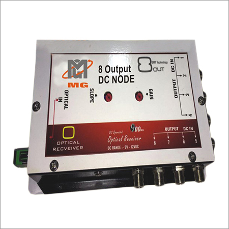 MG DC Node Without Power Supply