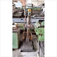 SERMAC Coloum Drill And Taper Machine