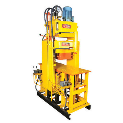 40 Ton Paver Block Making Machine