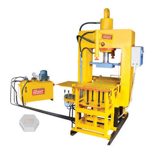 90 Ton Paver Block Making Machine