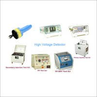 High Voltage Detector