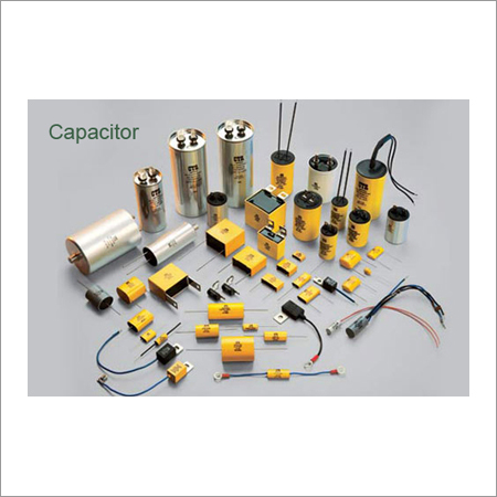 Capacitor, Axial - Box Type