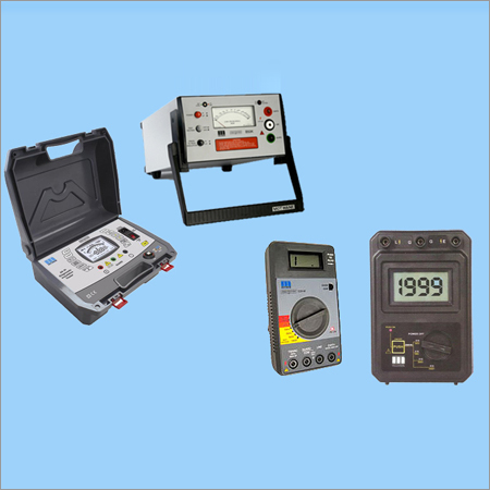 Digital Measuring Instruments