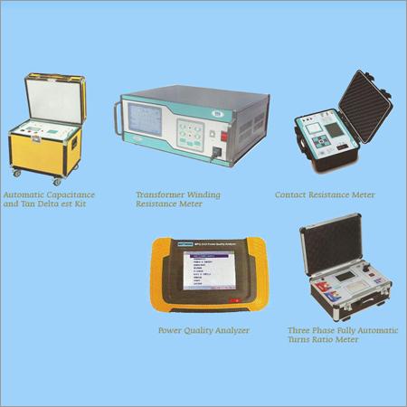 HV Testing Instruments