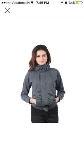 Ladies Teech butten jacket