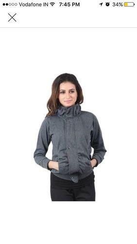Ladies Teech butten jacket
