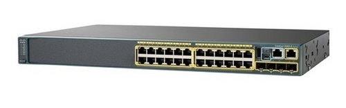 Cisco Catalyst 2960X-24PS-L