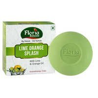Lime Orange Splash Aromatherapy Soap