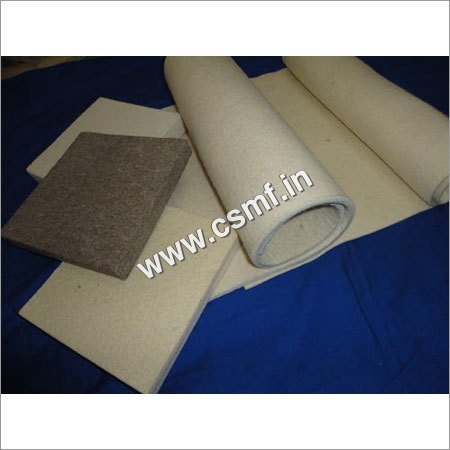 Precision Wool Felts for Automobile Industry
