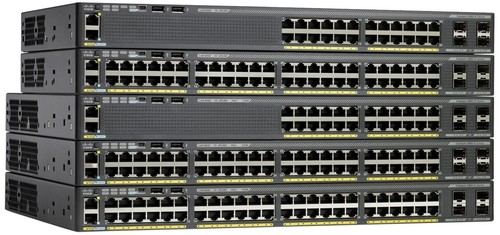 Cisco Catalyst WS-C2960XR-48TS-I