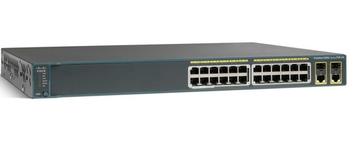 Cisco Catalyst WS-C2960XR-24TS-I