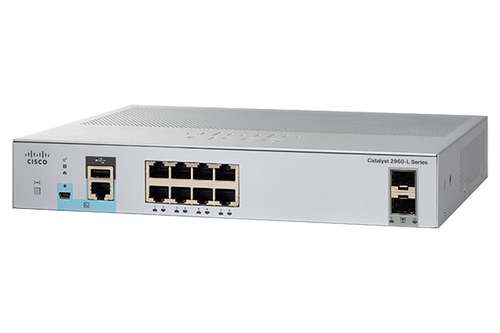 Cisco Switches WS-C2960L-8TS-LL