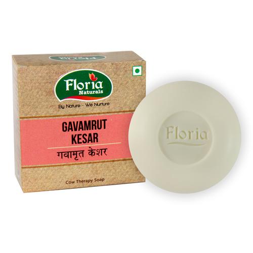 Gavamrit Kesar Cowtherapy Soap