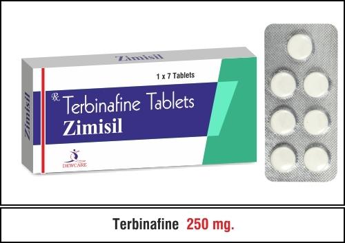Terbinafine 250mg