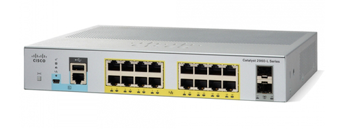 Cisco Switches WS-C2960L-16PS-LL