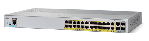 Cisco Switches WS-C2960L-24PS-LL