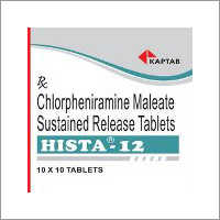 CPM Sustained Release Tablets