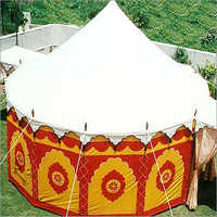 Large Round Family Camping Tent