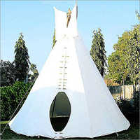 Traditional Indian Tipi (Teepee) Tent