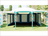 Pop Up Maharani Frame Tent